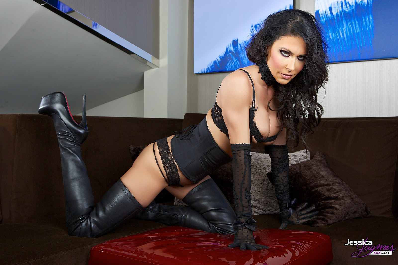 jessica jaymes leather